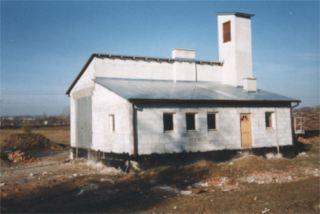 Nowy budynek Straży Pożarnej - fot. P. Pyrcz